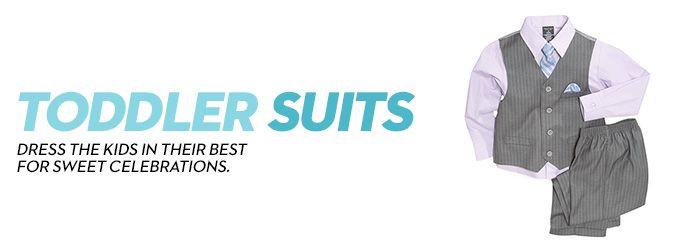 Toddler Suits