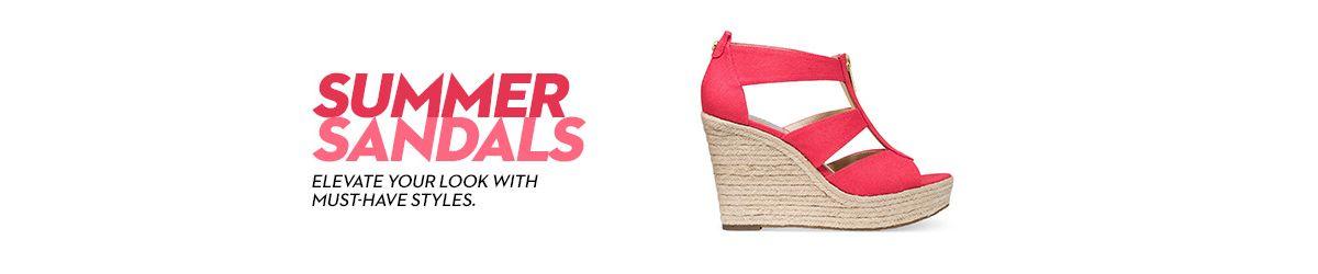 1148758a1d98 Summer Sandals  Shop Summer Sandals - Macy s