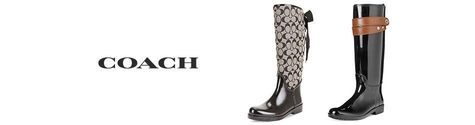 5cd6e2c71b07 Coach Rain Boots  Shop Coach Rain Boots - Macy s