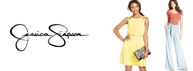 Jessica Simpson Clothing