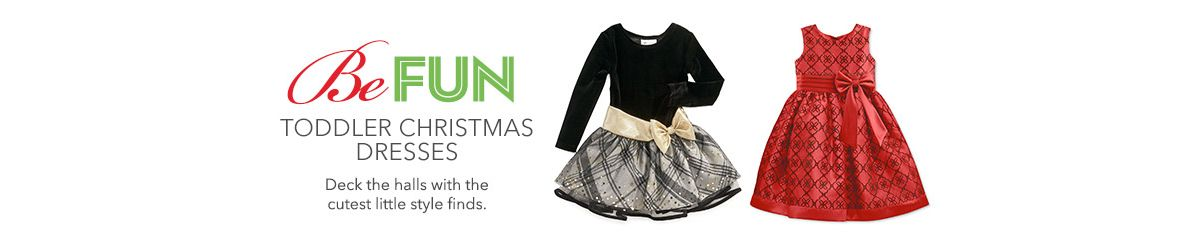 82832871f Toddler Christmas Dresses  Shop Toddler Christmas Dresses - Macy s
