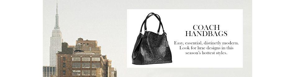 957830e5b9 Coach Handbags  Shop Coach Handbags - Macy s
