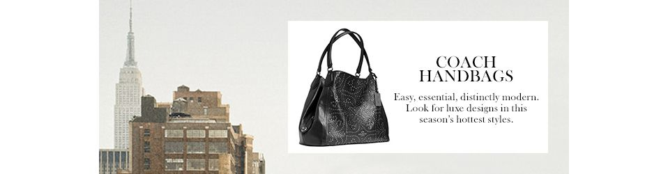 860b4a7f5 Coach Handbags: Shop Coach Handbags - Macy's