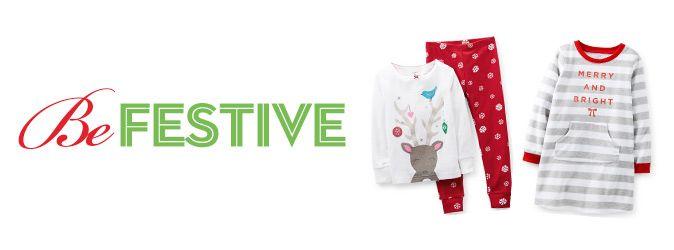 Toddler Christmas Pajamas