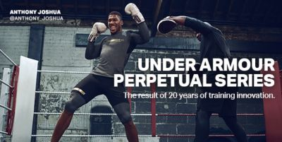 Under Armour Perpetual Series, The result of 20 years of training innovation