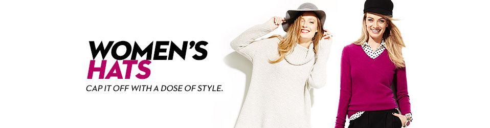 830166349 Women's Hat: Shop Women's Hat - Macy's