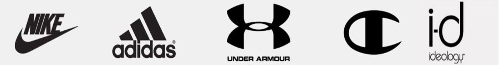 Nike, adidas, Under Armour, champion, ideology